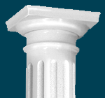 Fluted Colonial Cap