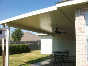 Rogers Covered Patio in Magnolia