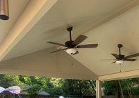 Gabled Aluminum Patio Cover Waller TX