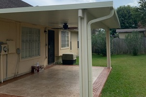 Affordable Patio Cover Kingwood TX