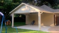Gabled Patio Cover La Porte TX