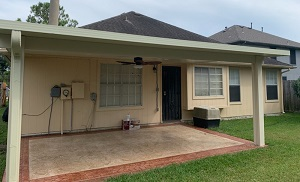 Patio Cover Tomball TX