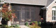 screened in patio porch enclosure league city