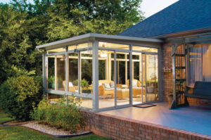 Sunroom in Tomball