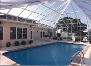 Swimming Pool Enclosures & Cages